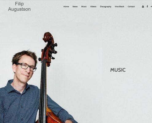 Kurs hemsida MusikAlliansen